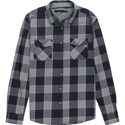 Stoic Wheeler Plaid Shirt - Men's