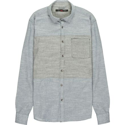 Stoic Northsea Colorblock Shirt - Men's