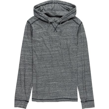Stoic Havasu Hooded Henley - Men's