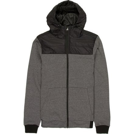 Stoic Hybrid Insulated Full-Zip Hoodie - Men's