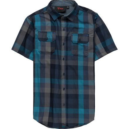 Stoic Hawkeye Plaid Shirt - Men's