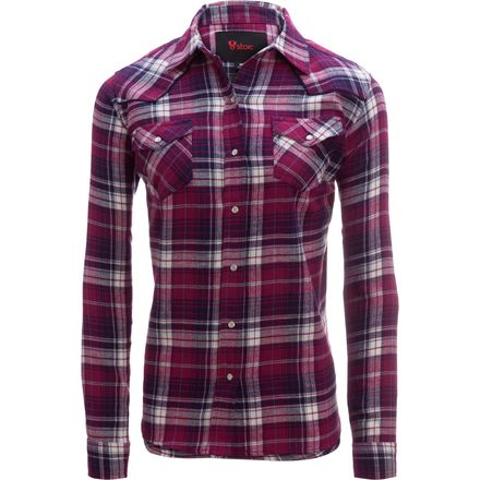 Stoic Colt Western Flannel Shirt - Women's