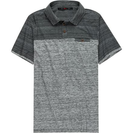 Stoic Deep Space Dye Polo Shirt - Men's