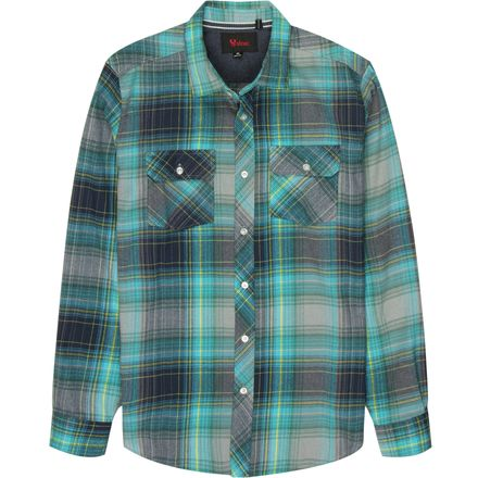 Stoic Blue Ridge Flannel Shirt - Men's