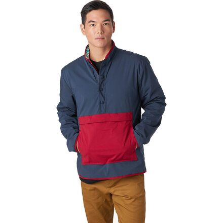 Stoic Men's Reversible Anorak Jacket