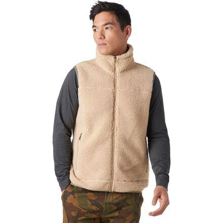 Stoic Men's Sherpa Vest