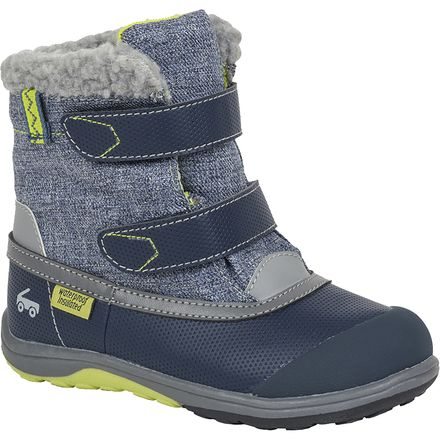 See Kai Run Charlie Waterproof Boot - Little Boys'
