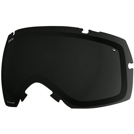 Smith I/O X Goggles Replacement Lens - Men's