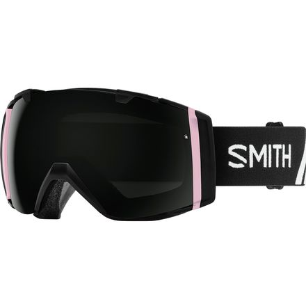 Smith Asian Fit I/O Goggles with Bonus Lens - Men's