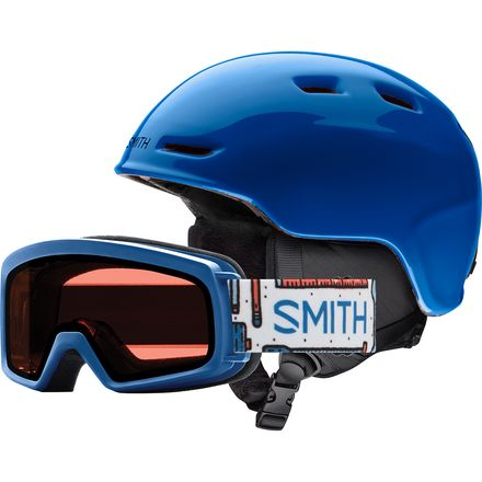 Smith Zoom Jr Helmet/Rascal Goggle Combo - Kids'