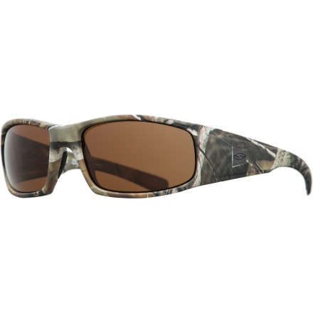 Smith Hideout Tactical Realtree Polarized Sunglasses - Men's