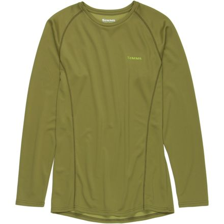 Simms Waderwick Core Crewneck Shirt - Men's