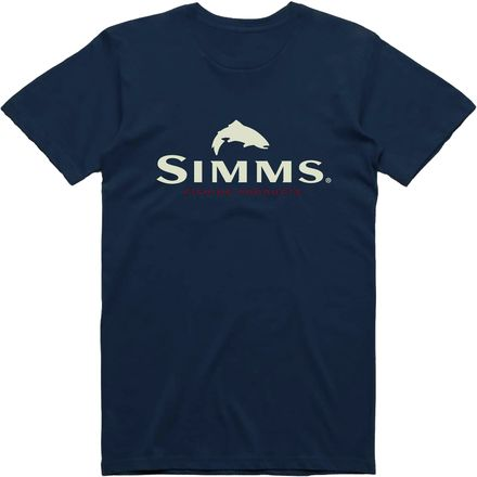 Simms Fast Trout Short-Sleeve T-Shirt - Men's
