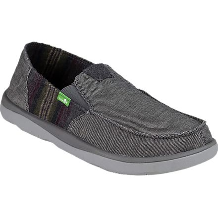 Sanuk Vagabond Tripper Denim Shoe - Men's