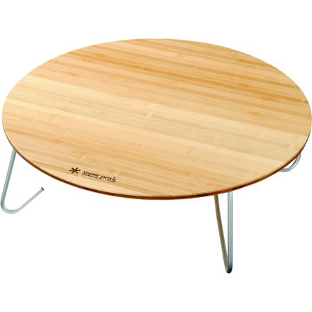 Snow Peak Single Action Low Table Backcountry Com
