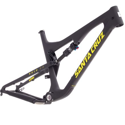 Santa Cruz Bicycles 5010 2.0 Carbon CC Mountain Bike Frame - 2017