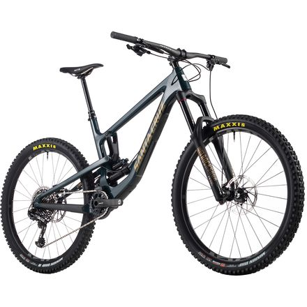 Santa Cruz Bicycles Nomad Carbon Cc X01 Rct Air Complete Mountain