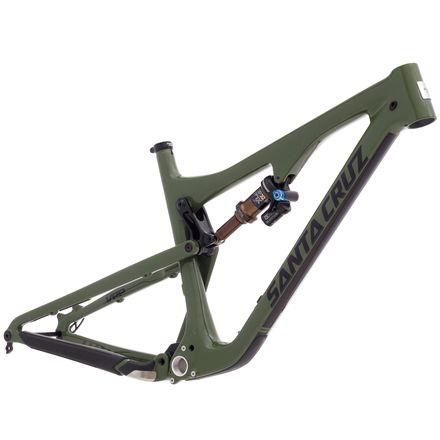 Santa Cruz Bicycles Bronson 2.1 Carbon CC Mountain Bike Frame - 2018 ...