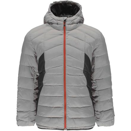 Spyder Geared Hooded Insulated Jacket - Men's
