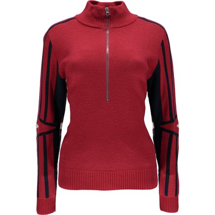 Spyder Rad Pad 1/2-Zip Sweater - Women's