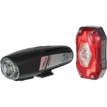 Serfas True 950 Headlight and 150 Tail Light Combo