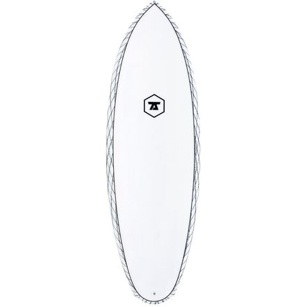 7S Double Down CV Surfboard