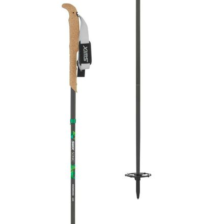 Swix Summit Foldable Carbon Ski Poles