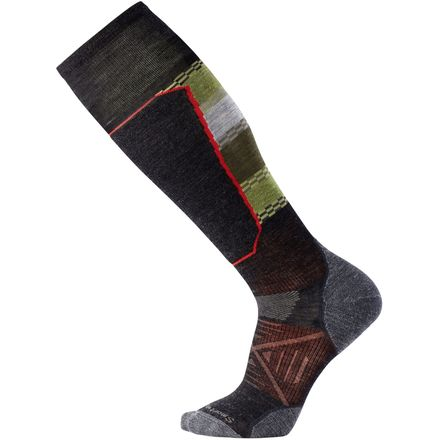 SmartWool PhD Ski Light Elite Pattern Sock