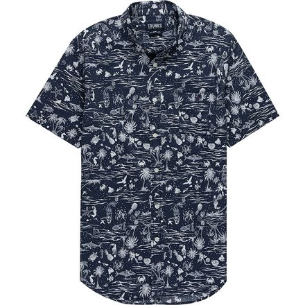 Trunks Tropical Short-Sleeve Shirt - Men's