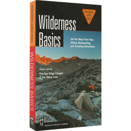 The Mountaineers Books Wilderness Basics, 4th Edition