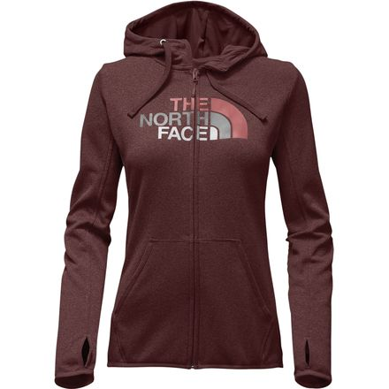 The North Face Fave Half Dome Full-Zip Hoodie - Women's