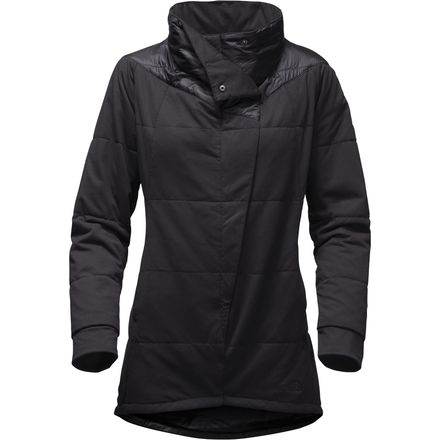 The North Face Long Pseudio Jacket - Women's
