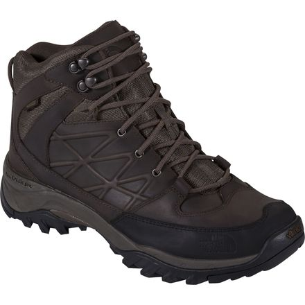 The North Face Storm Mid WP Leather Hiking Boot - Men's