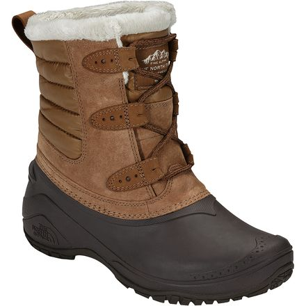 The North Face Shellista II Shorty Boot - Women's