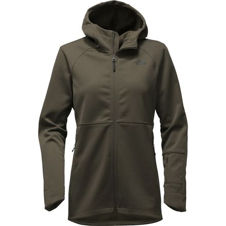 The North Face Apex Risor Hooded Softshell Jacket - Women's