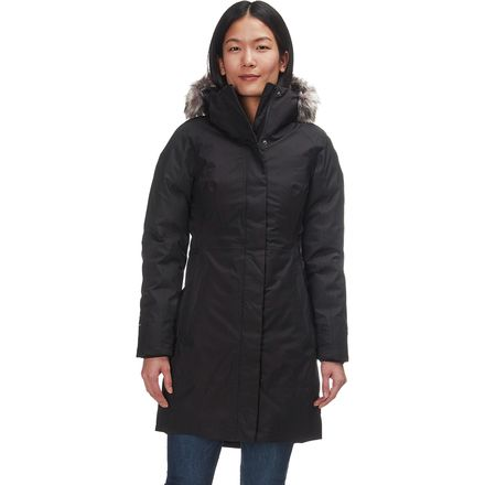 The North Face Arctic Down Parka Ii Womens Backcountry