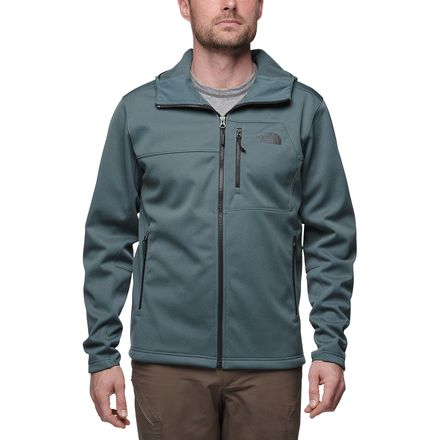 The North Face Apex Risor Hooded Softshell Jacket - Men's