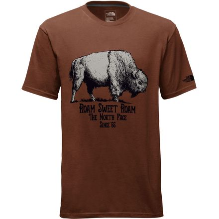 The North Face Reborn Roamer T-Shirt - Short-Sleeve - Men's