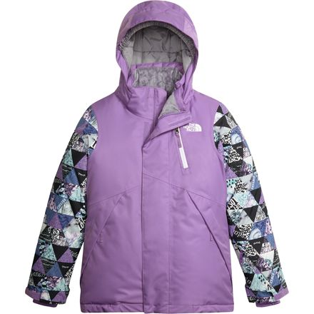The North Face Leighli Hooded Insulated Jacket - Girls'