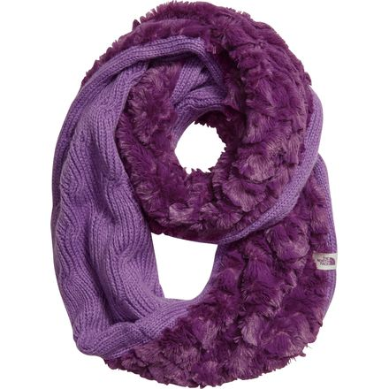 The North Face Furry Scarf - Girls'
