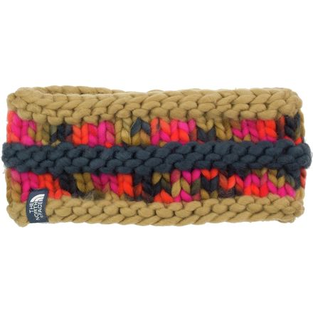 The North Face Nanny Knit Earband - Women's