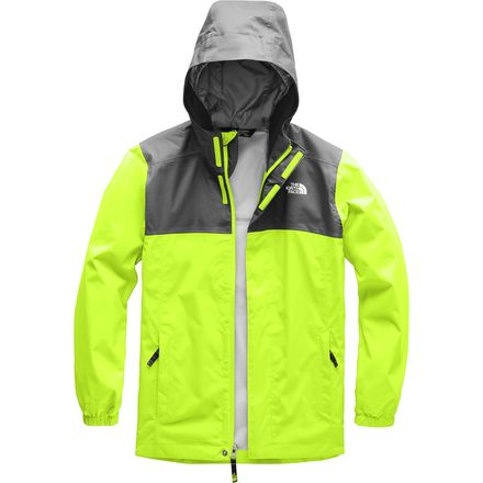 be2bb6a20 The North Face Resolve Reflective Hooded Jacket - Boys ...