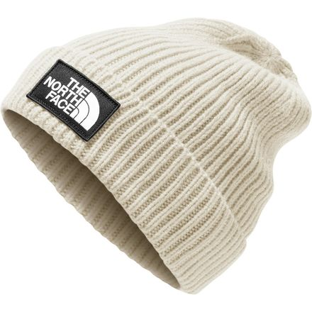 eecceffbe The North Face Logo Box Cuffed Beanie   Backcountry.com