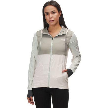 The North Face Mountain Sweatshirt Full-Zip Hoodie - Women s ... 89f0956e5