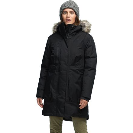 38f282877 The North Face Downtown Parka - Women's | Backcountry.com