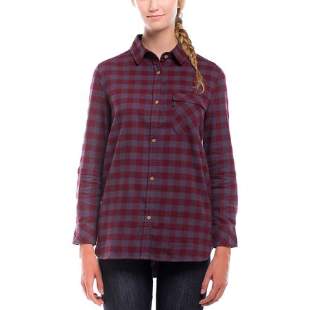 Tentree Linden Shirt - Women's