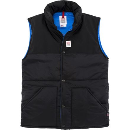 Topo Designs Puffer Vest - Men's