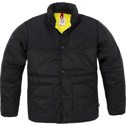 Topo Designs Puffer Hooded Insulated Jacket - Men's
