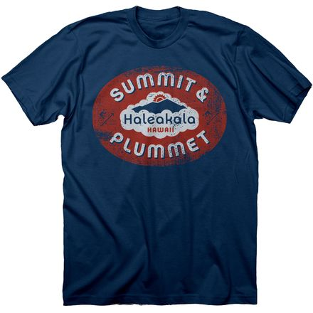 Twin Six Summit and Plummet T-Shirt - Men's