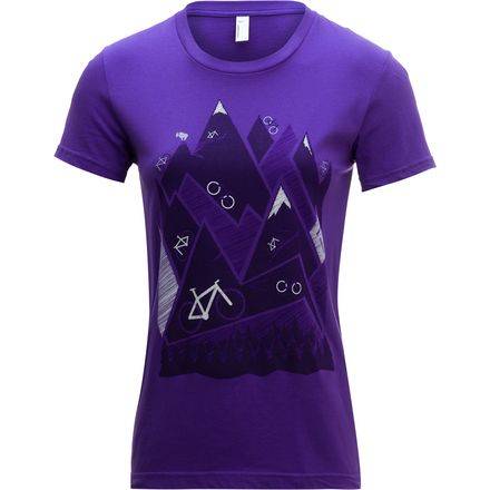Twin Six Climber T-Shirt - Short-Sleeve - Women's
